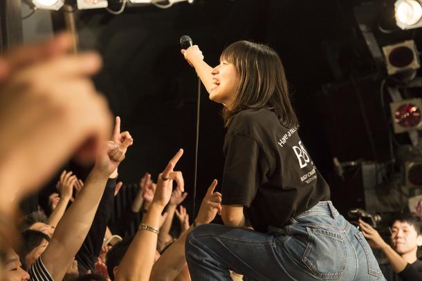 11月19日@東京・渋谷CLUB QUATTRO
