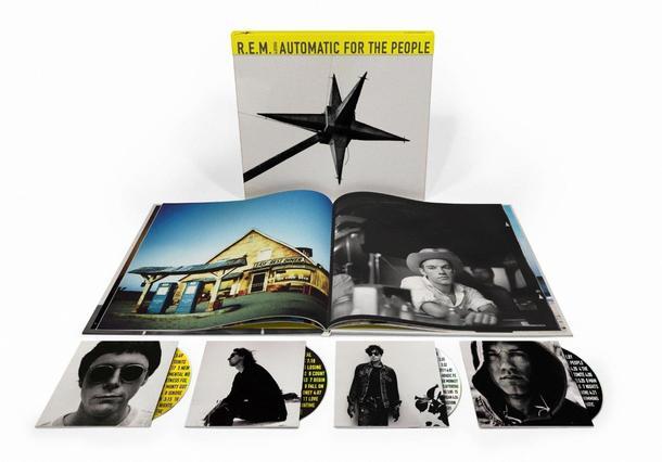 アルバム『オートマティック・フォー・ザ・ピープル 25周年記念エディション』【デラックス・エディション】(3CD+BD)