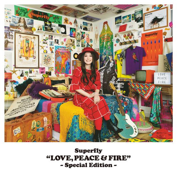 アルバム『LOVE, PEACE & FIRE –Special Edition-』