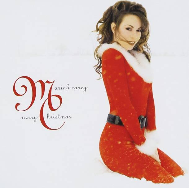 「All I want For Christmas Is You」収録アルバム『Merry Christmas』/Mariah Carey
