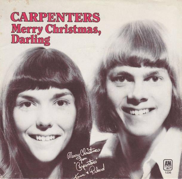 シングル「Merry Christmas, Darling」/The Carpenters