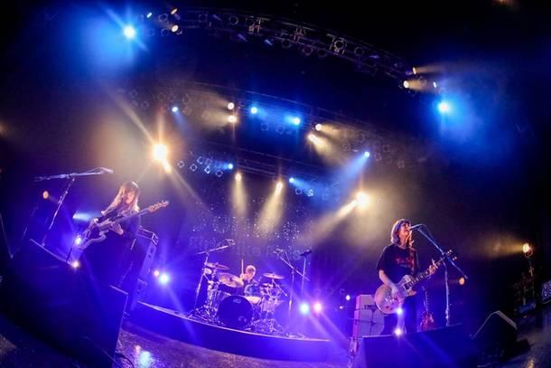 yonige ライブ写真