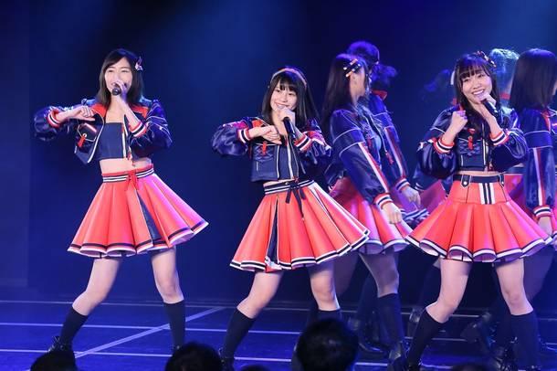 12月27日(水)@SKE48劇場/「無意識の色」