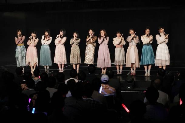 12月27日(水)@SKE48劇場/ラブクレッシェンド