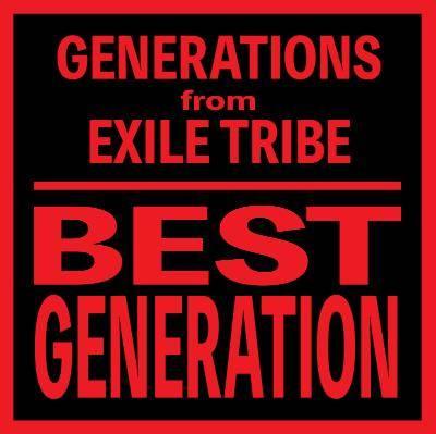 アルバム『BEST GENERATION』【International Edition】