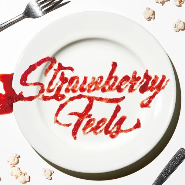 シングル「Strawberry Feels」【通常盤】