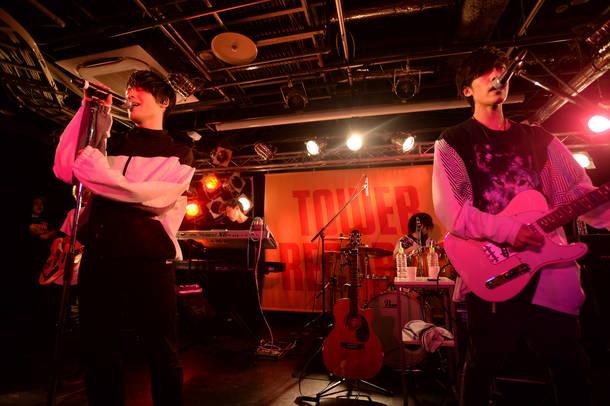 2月14日@タワーレコード渋谷店