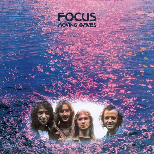「Hocus Pocus」収録アルバム『Moving Waves』/Focus