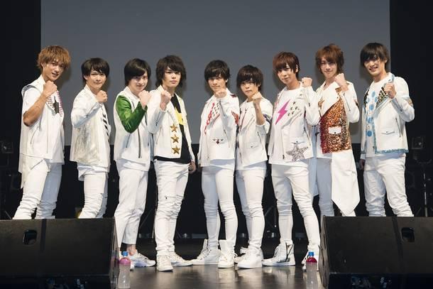 4月17日@東京・TSUTAYA O-EAST