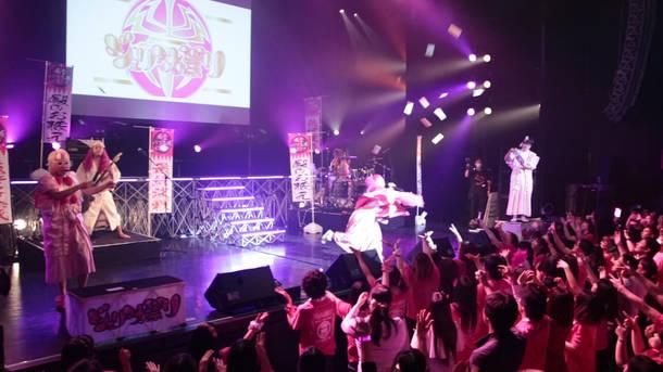 2018年4月12日 at マイナビBLITZ赤坂
