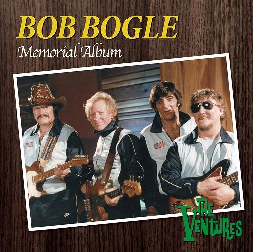 設立メンバーボブ・ボーグルの追悼盤を発売したベンチャーズ