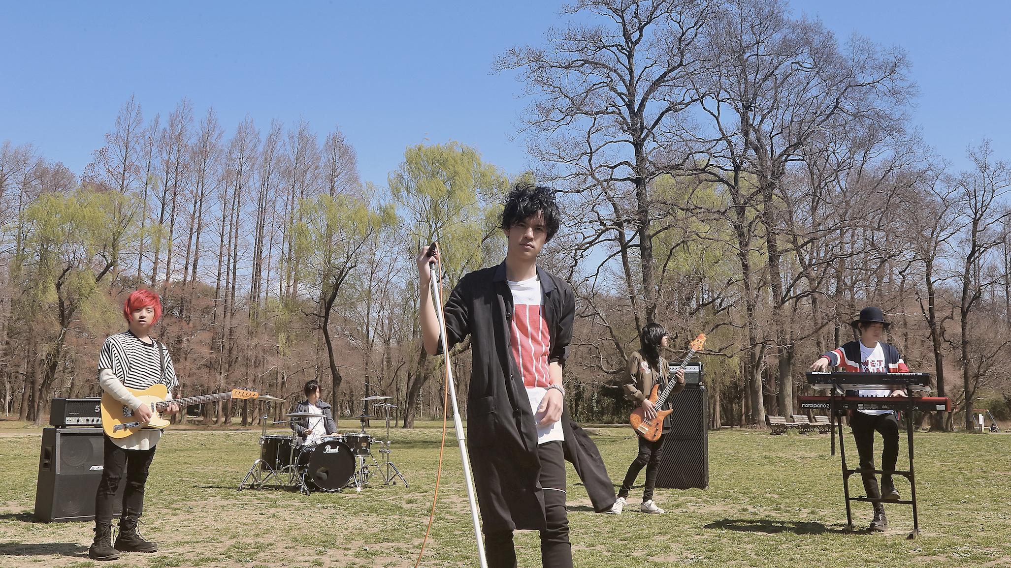 """名古屋発シンセポップロックバンドThe 3 minutesが放つ""""トリプルA面シングル""""から、MVをフルで公開!"""