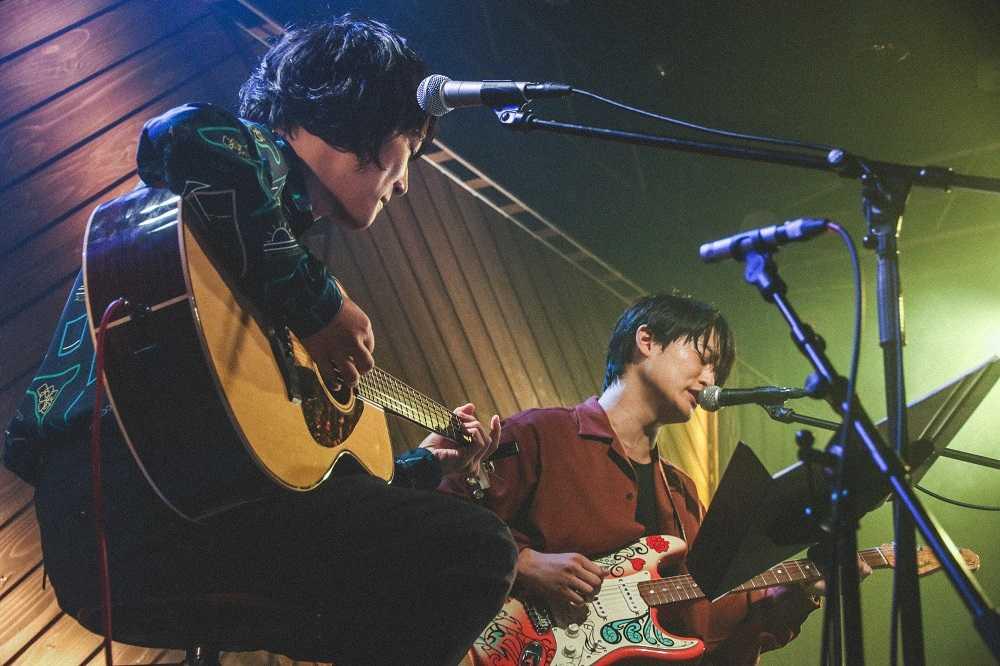10月5日(金)@東京・渋谷duo MUSIC EXCHANGE Photo by 鈴木友莉
