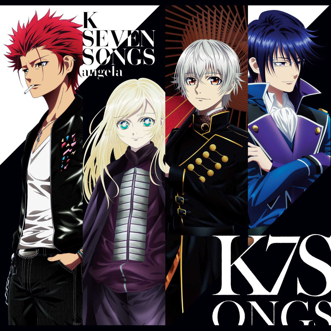 ミニアルバム『K SEVEN SONGS』