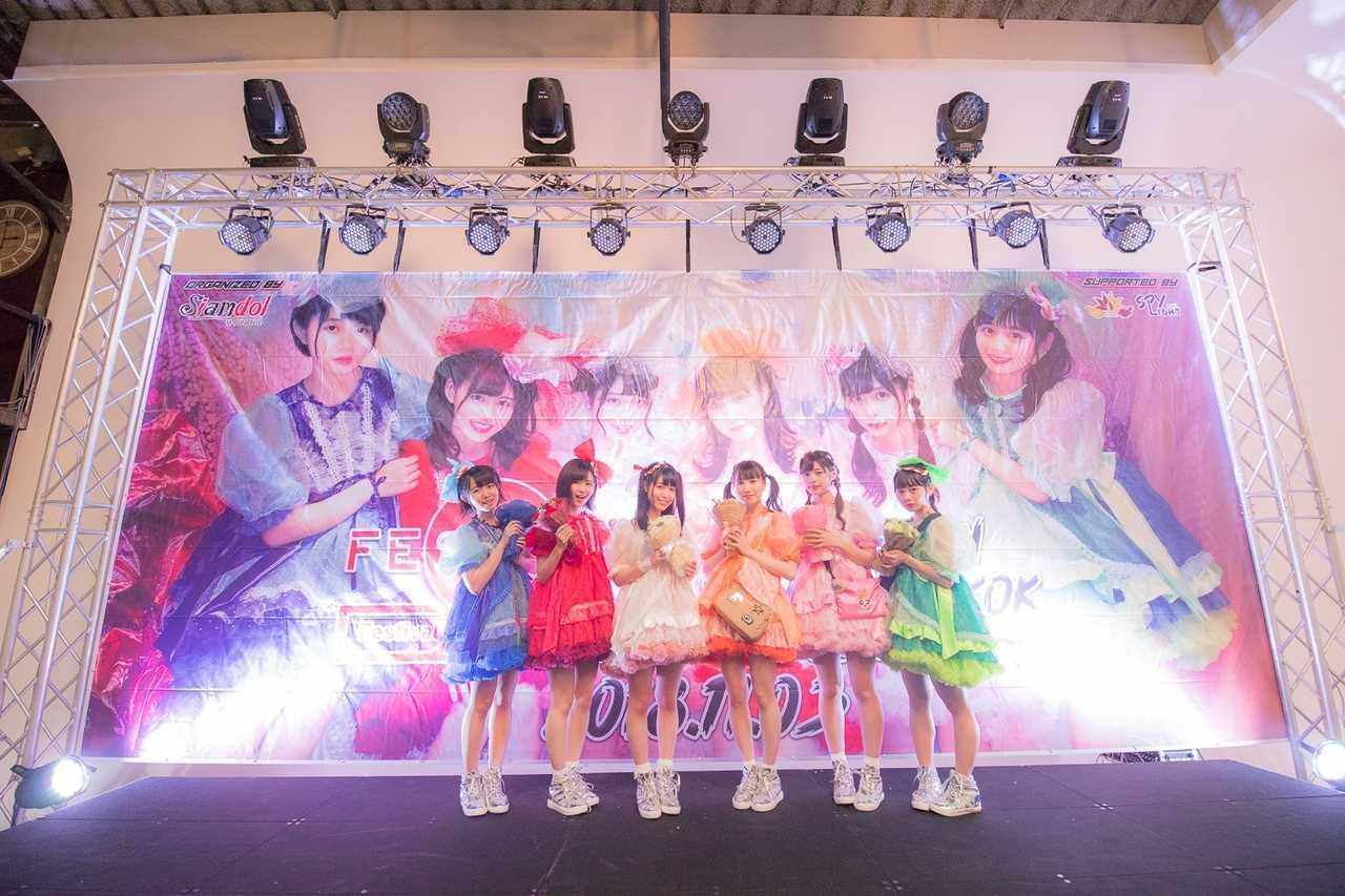 FES☆TIVE バンコクワンマン公演大成功!更なる大きなステップへ!