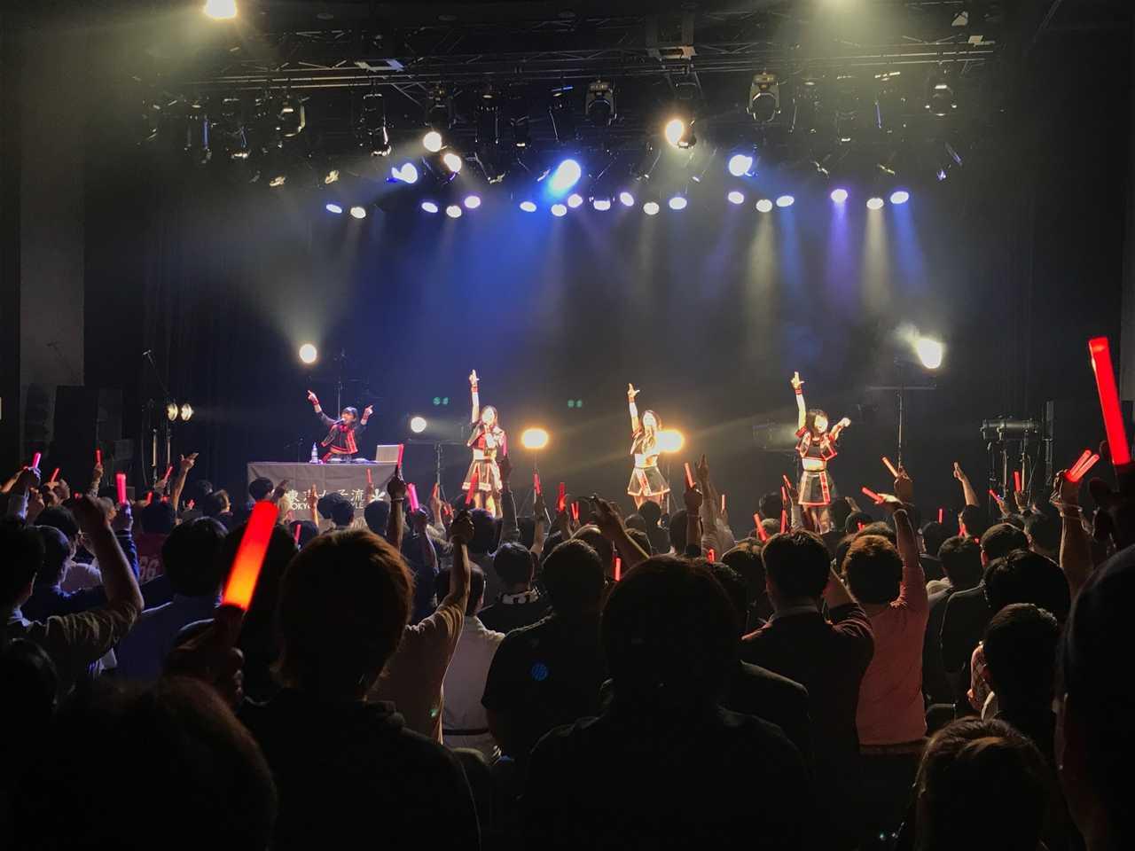 東京女子流、1回のライブで16回フルコーラス!世界記録に挑戦!?