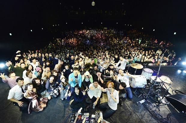 10月19日@「残響祭 10th ANNIVERSARY」