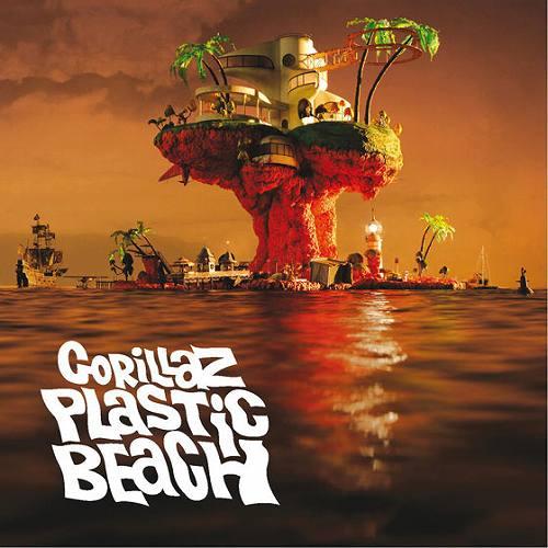 3rdアルバム『Plastic Beach』をリリースしたゴリラズのPVが話題