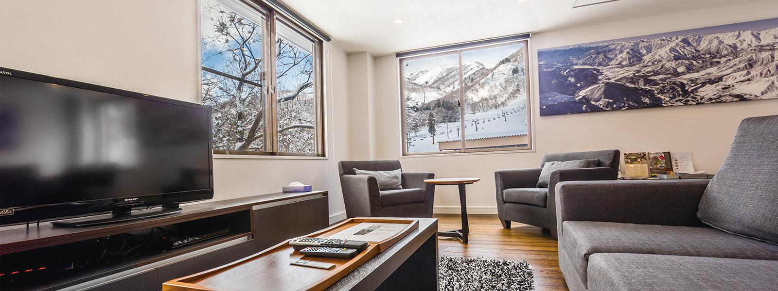 Sky Park Happo Apartments & Chalet