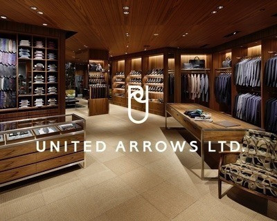 RE : Store Fixture UNITED ARROWS LTD.