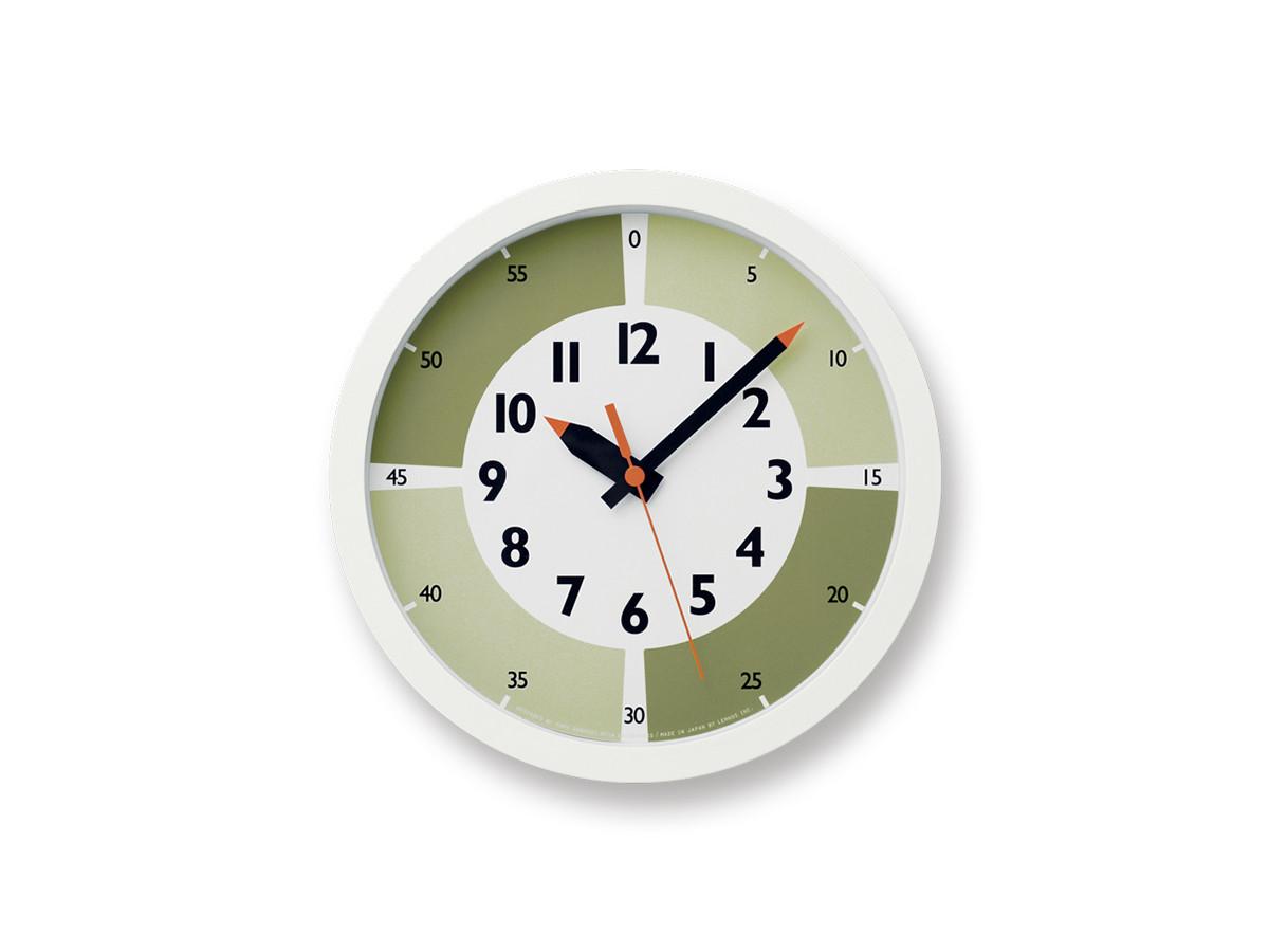 fun pun clock with color