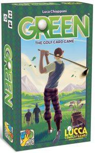 グリーン:ゴルフカードゲーム