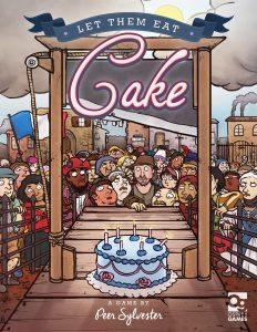 ケーキを食べればいいじゃない!