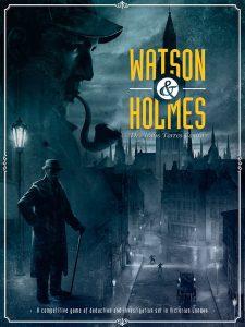 ワトソン&ホームズ