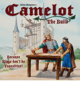 キャメロット城の建設