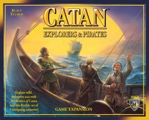 カタンの開拓者たち 拡張 探検家と海賊