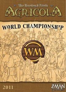アグリコラ 世界選手権デッキ