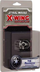 スターウォーズ X-Wing TIE Advance拡張