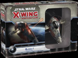 スターウォーズ X-Wing Slave I拡張