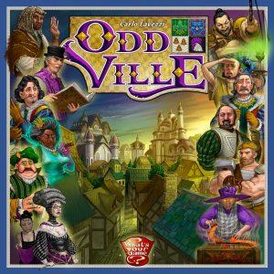 オドヴィル:奇妙な村