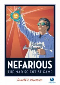 ネファリアス-邪悪なマッドサイエンティストゲーム-
