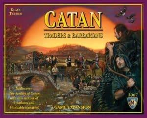カタンの開拓者たち 拡張 商人と蛮族