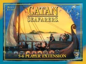 カタンの航海者たち 拡張 5-6人