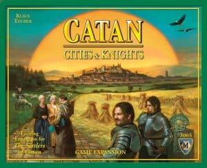 カタンの開拓者たち 拡張 都市と騎士