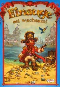 片眼の海賊