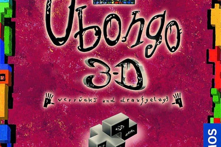 ウボンゴ3D