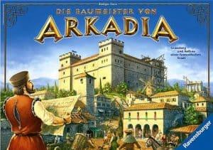 アルカディアの建設