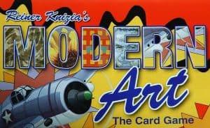 モダンアート カードゲーム