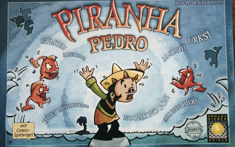 ピラニア・ペドロ