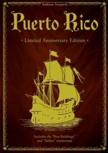 プエルトリコ 10周年記念版