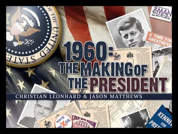 1960: 大統領の作り方
