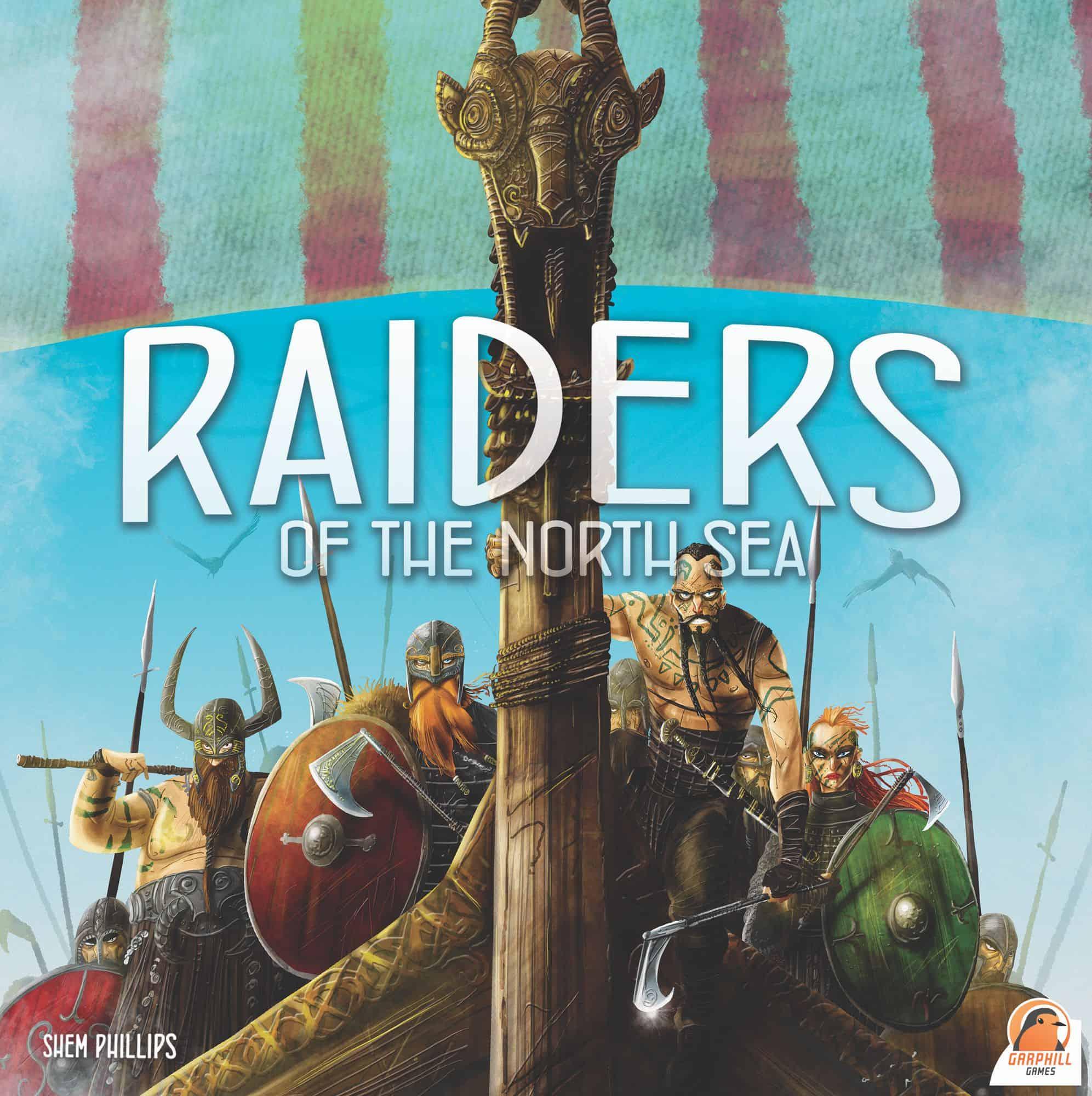 レイダーズ・オブ・ザ・ノース・シー:北海の略奪者