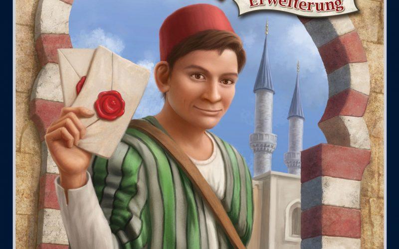 イスタンブール 拡張:書簡と証印