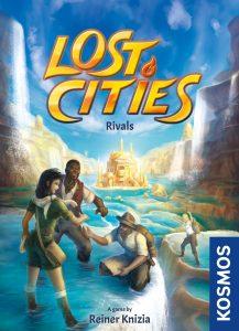 ロストシティ:ライバルズ