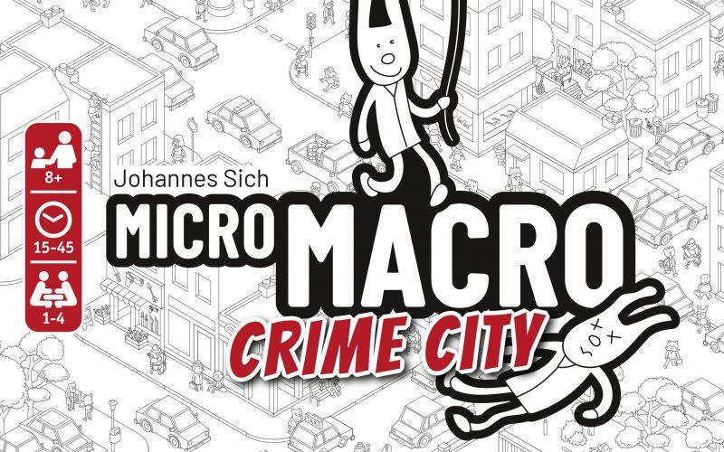 ミクロマクロ:クライム シティ