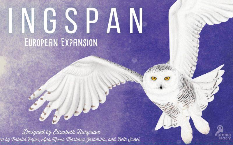 ウィングスパン:ヨーロッパ拡張